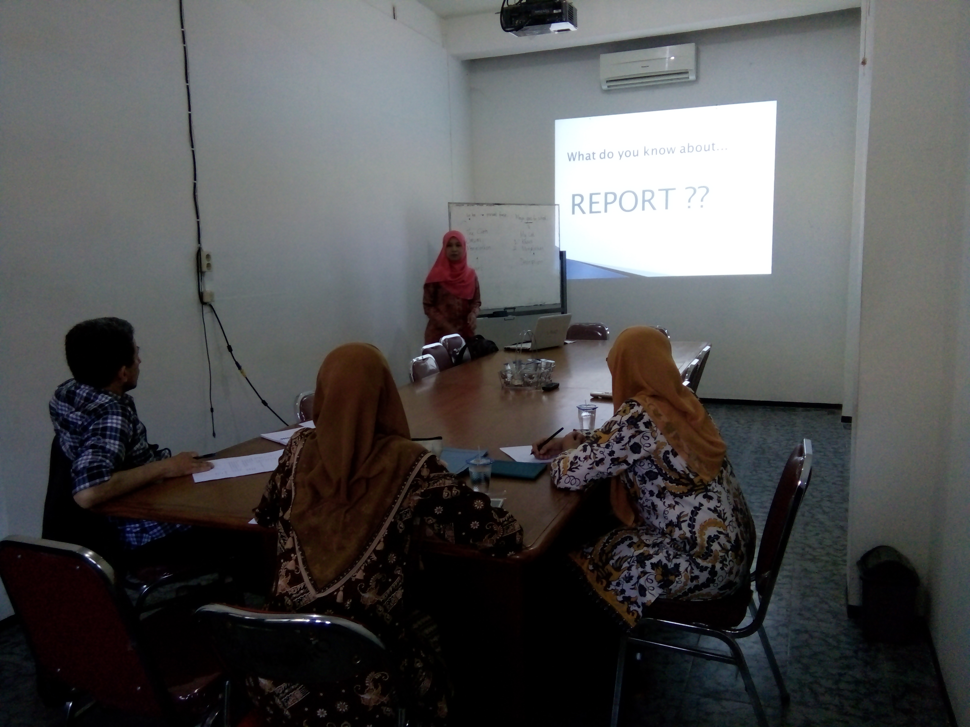 Pengumuman Calon Guru Bahasa Inggris SMP