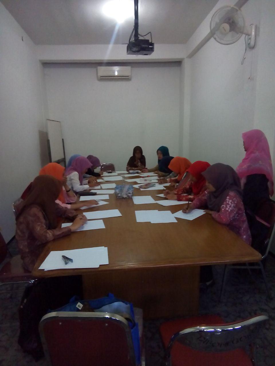 Seleksi Tahap Kedua Rekrutmen Guru Bahasa Inggris