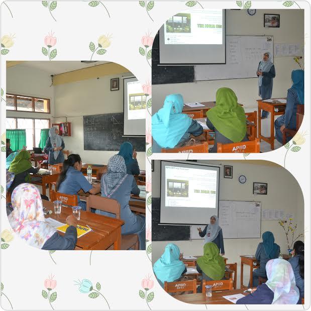 Guru SMP Islam Diponegoro Surakarta Jadi Percontohan Sekolah Lain