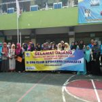 SMA Islam Diponegoro Gelar Try Out UN SMP/MTs