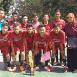 Alhamdulillah, Tim Futsal SMP Islam Diponegoro Raih Juara II di Turnamen Futsal se-SMP Surakarta