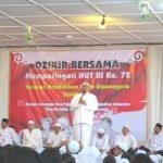 Dengan Semangat Para Pejuang NKRI, Kita Wujudkan Indonesia yang Beradab, Berakhlaq, dan Bersatu