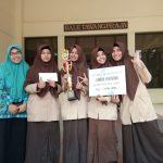 Alhamdulillah, Fill Pow Jadi Juara Harapan 2 di Lomba Krenova Kota Surakarta 2017