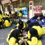 HUT RI ke 72, SMA Islam Diponegoro Gelar Berbagai Lomba Nasionalis