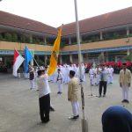 Upacara Sumpah Pemuda SMP Islam Diponegoro Dilengkapi Sertijab OSIS Masa Bakti 2017 – 2018