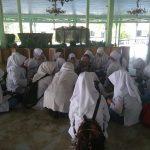 Belajar Bahasa Inggris & Sejarah, SMA Islam Diponegoro Kunjungi Keraton Mangkunegaran