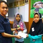 Alhamdulillah, SD Islam Diponegoro Bawa 3 Trophy di Ajang BIOSMIC UNS