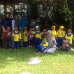 Jalin Silahturahim, Kelompok Bermain PAUD TI Diponegoro Outing Class ke Rumah Teman