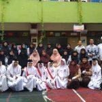 Meriahnya Peringatan Hari Guru di SMA Islam Diponegoro