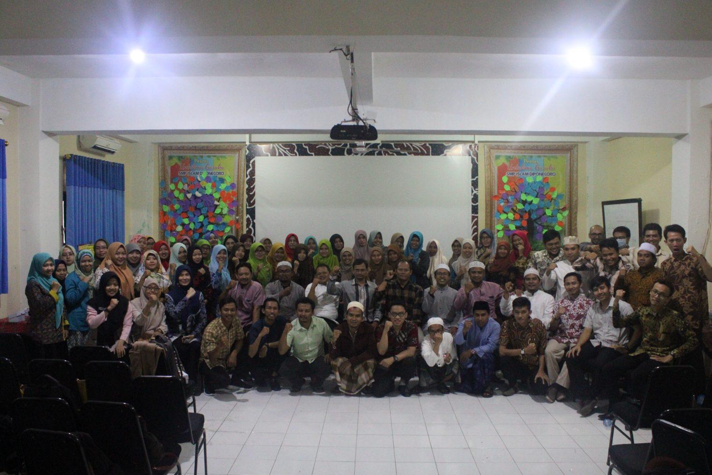 SHARING & MOTIVASI GURU DAN KARYAWAN YPID ANGKATAN 2014-2019