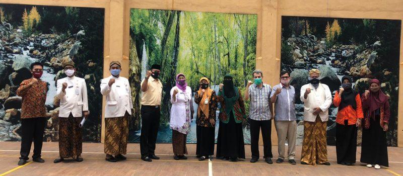Alhamdulillah! Sekolah Dibawah Naungan YPID Menjadi Percontohan/Role Model Pembelajaran Tatap Muka Era New Normal di Kota Surakarta